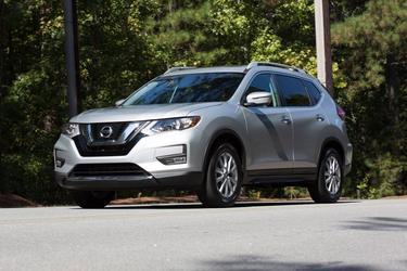 2018 Nissan Rogue FWD SV  NC