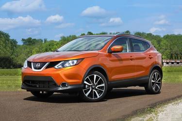 2017 Nissan Rogue Sport SV 4D Sport Utility  NC