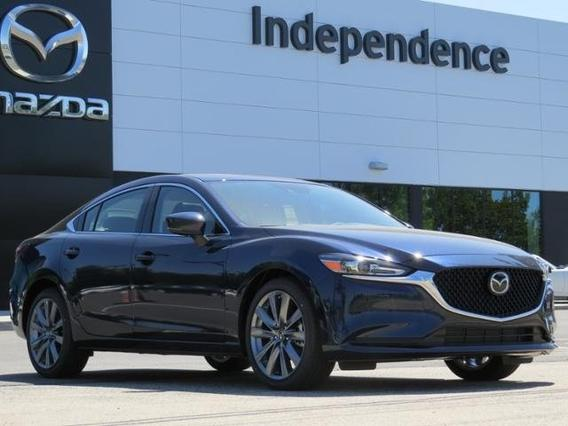 2018 Mazda Mazda6 GRAND TOURING Slide 0