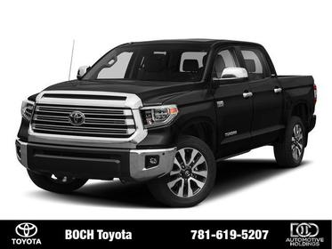 2018 Toyota Tundra 4WD LIMITED CREWMAX 5.5' BED 5.7L Norwood MA