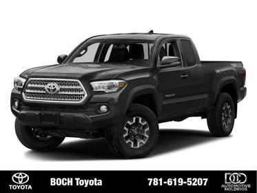 2018 Toyota Tacoma TRD OFF ROAD ACCESS CAB 6' BED V6 4 Norwood MA