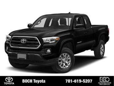 2018 Toyota Tacoma SR5 ACCESS CAB 6' BED I4 4X4 AT Norwood MA