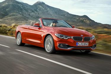 2019 BMW 4 Series 430I XDRIVE Convertible Apex NC