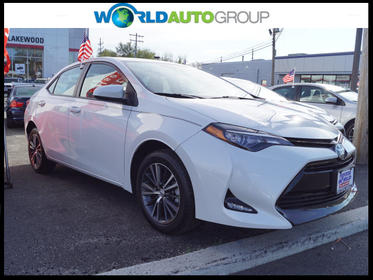 2017 Toyota Corolla LE LE 4dr Sedan Lakewood NJ