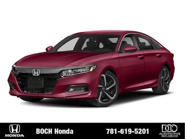 2018 Honda Accord SPORT MANUAL