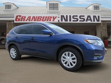 2018 Nissan Rogue S Sport Utility Granbury TX