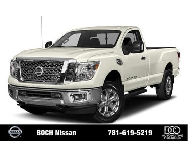 2018 Nissan Titan XD S Long Bed