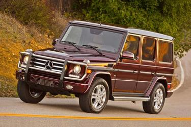 2017 Mercedes-Benz G-Class G 550 4X4 SQUARED SUV Slide