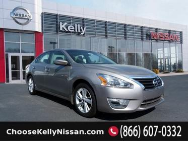 2013 Nissan Altima 2.5 SV 4dr Car