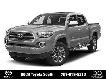 2018 Toyota Tacoma LIMITED DOUBLE CAB 5' BED V6 4X4 AT Crew Cab Pickup North Attleboro MA