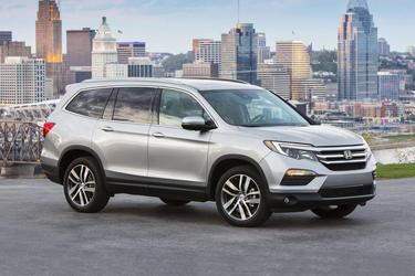 2017 Honda Pilot EX-L SUV Merriam KS