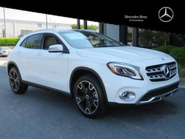 2018 Mercedes-Benz GLA GLA 250 Sport Utility Greensboro NC