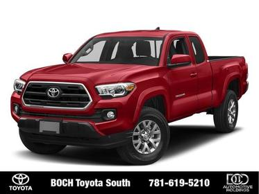 2018 Toyota Tacoma SR5 ACCESS CAB 6' BED I4 4X4 AT Extended Cab Pickup