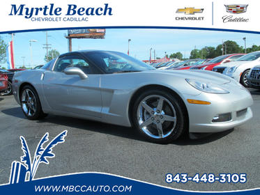 2007 Chevrolet Corvette 3LT 2dr Coupe