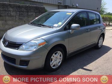 2011 Nissan Versa 1.8 S Hatchback Cary NC