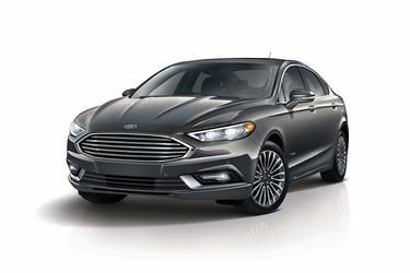 2018 Ford Fusion Hybrid PLATINUM Leesburg VA