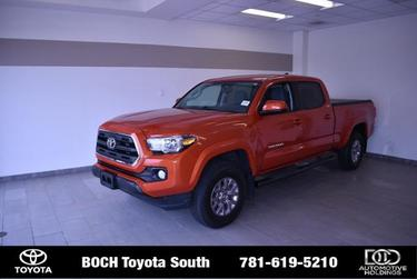 2016 Toyota Tacoma SR5 Long Bed North Attleboro MA