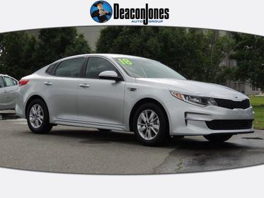 2018 Kia Optima LX AUTO Clinton NC