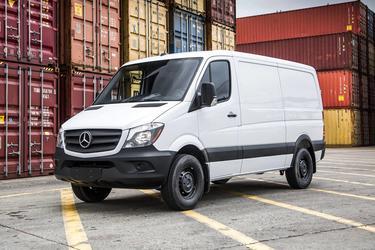 2017 Mercedes-Benz Sprinter 2500  Full-size Cargo Van Wake Forest NC