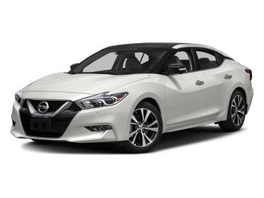 2017 Nissan Maxima PLATINUM 4dr Car