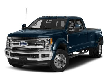 2018 Ford F-450SD XLT 4D Crew Cab
