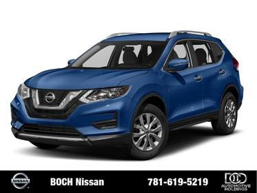 2018 Nissan Rogue FWD S Norwood MA