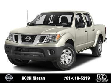 2018 Nissan Frontier CREW CAB 4X4 S AUTO Norwood MA