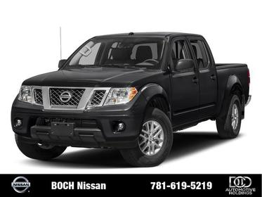 2018 Nissan Frontier CREW CAB 4X4 SV V6 AUTO LONG BED Norwood MA