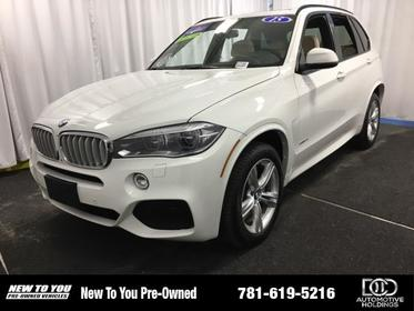 2015 BMW X5 AWD 4DR XDRIVE50I