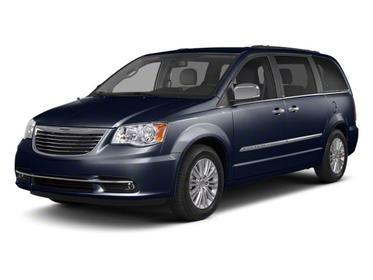 2011 Chrysler Town & Country TOURING-L Mini-van, Passenger