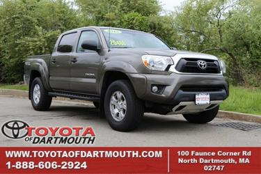 2015 Toyota Tacoma DOUBLE CAB TRD OFF ROAD North Dartmouth MA