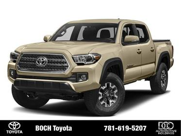 2018 Toyota Tacoma TRD OFF ROAD DOUBLE CAB 5' BED V6 4