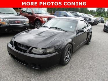 2003 Ford Mustang SVT COBRA 2dr Car Rocky Mt NC