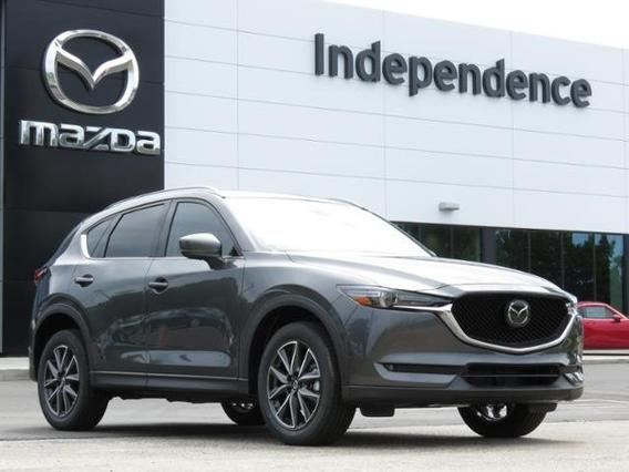 2018 Mazda Mazda CX-5 GRAND TOURING Slide 0
