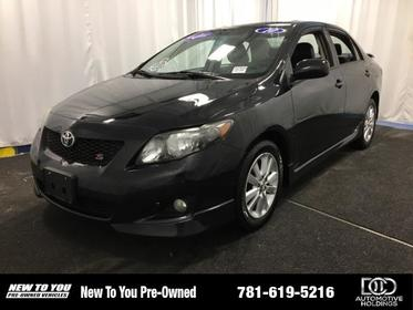 2010 Toyota Corolla 4DR SDN AUTO S Norwood MA