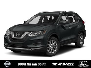 2018 Nissan Rogue SV Sport Utility