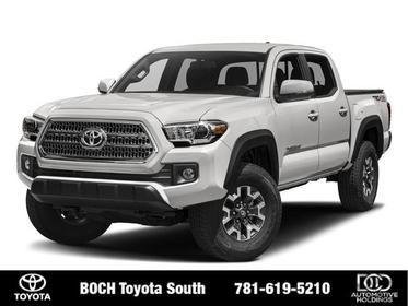 2018 Toyota Tacoma TRD OFF ROAD DOUBLE CAB 5' BED V6 4 Crew Cab Pickup North Attleboro MA