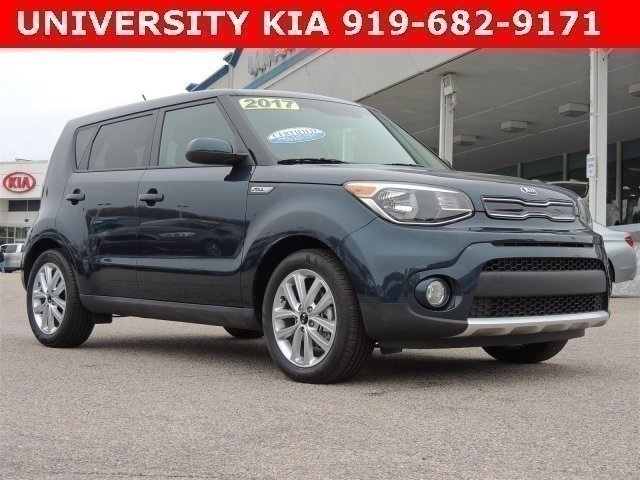 2017 Kia Soul + Hatchback Hillsborough NC