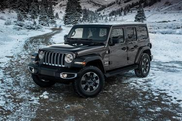 2018 Jeep Wrangler UNLIMITED SPORT S 4D Sport Utility  NC