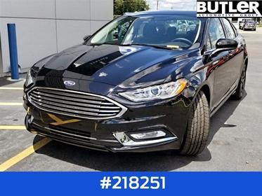 2018 Ford Fusion S Thomasville GA