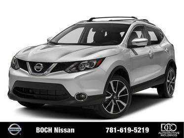 2018 Nissan Rogue Sport SL Sport Utility