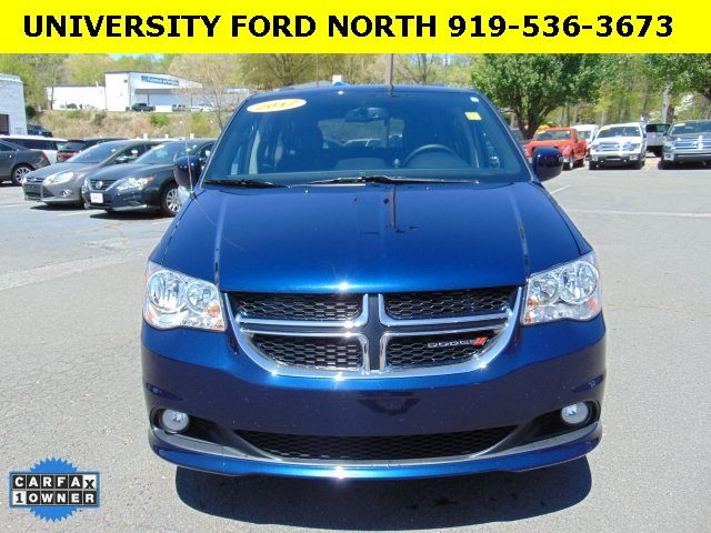 2017 Dodge Grand Caravan SXT Chapel Hill NC