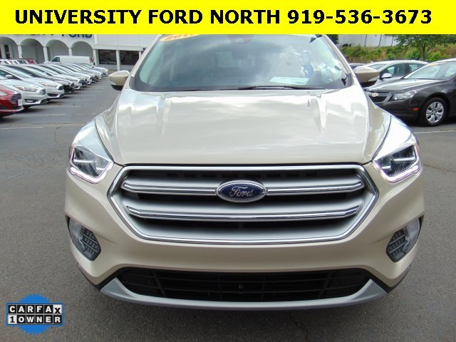 2017 Ford Escape TITANIUM Hillsborough NC