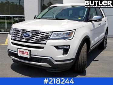 2018 Ford Explorer PLATINUM Thomasville GA