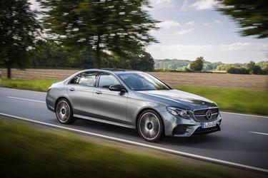 2017 Mercedes-Benz E-Class E 300 SPORT 4dr Car