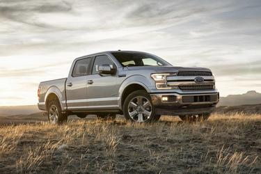 2018 Ford F-150 XL Pickup