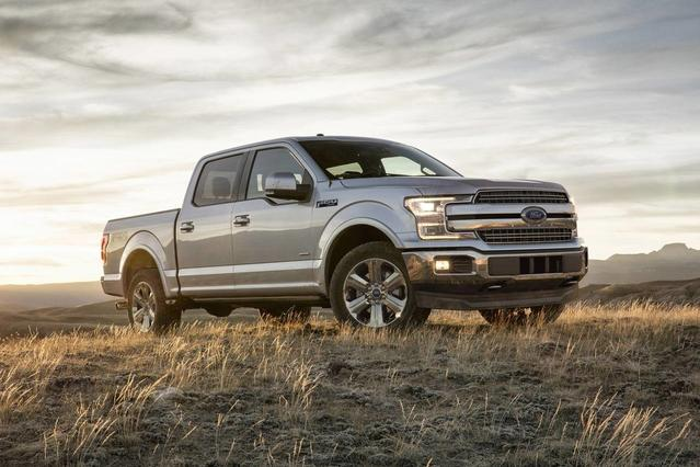 2018 Ford F-150 XL Standard Bed Slide 0