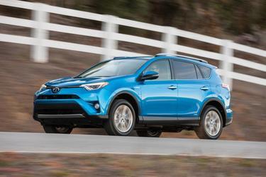 2018 Toyota RAV4 HYBRID XLE Sport Utility
