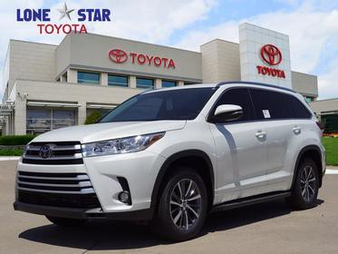2018 Toyota Highlander XLE SUV Lewisville TX