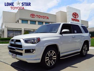 2018 Toyota 4Runner LIMITED SUV Lewisville TX